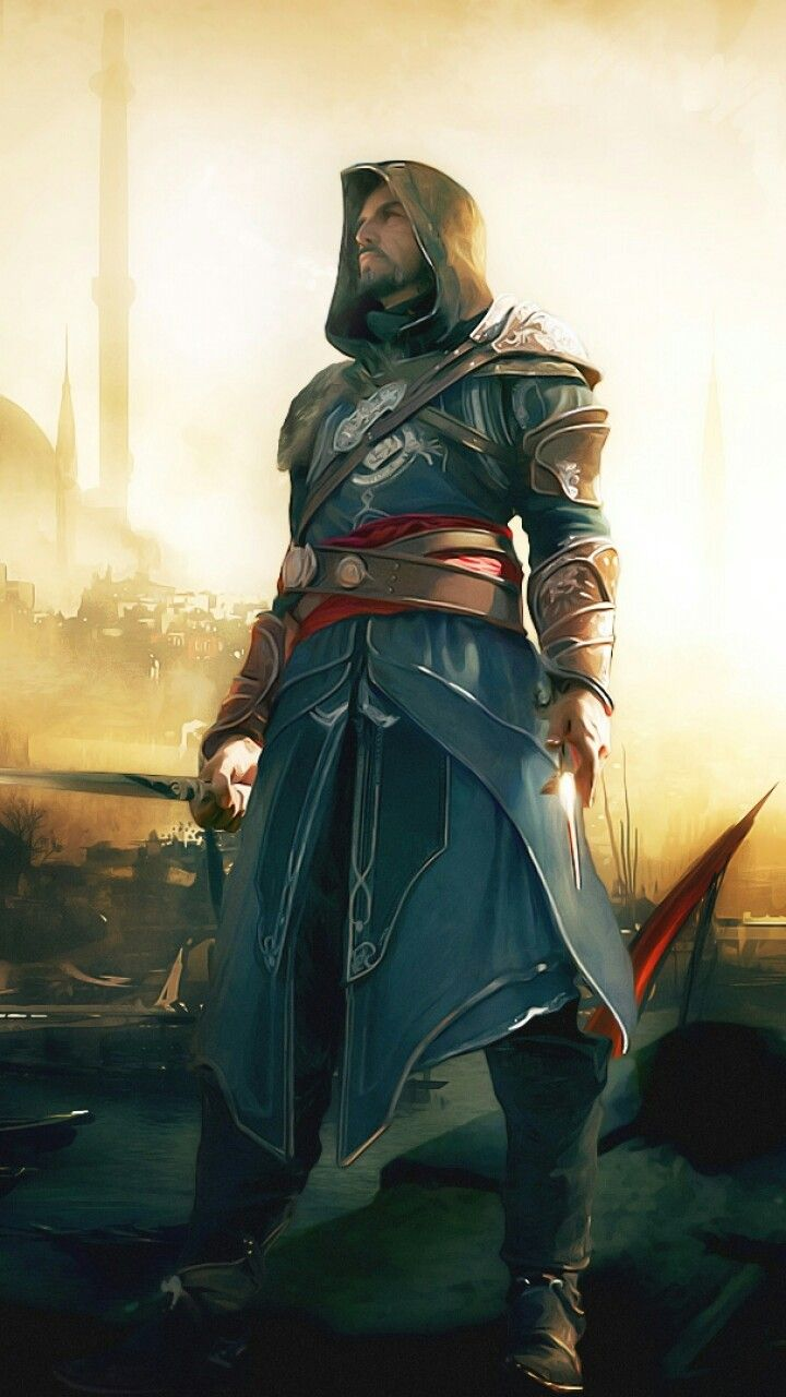 Ezio Auditore Assassins Creed Assassins Creed Artwork