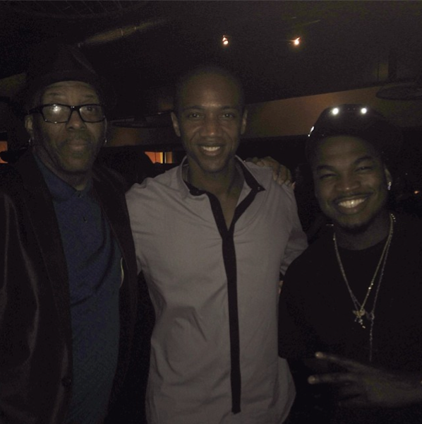 jaugustrichards 15 hours ago Pre-Black Panel dinner with Ne-Yo and the one and only Michael Davis... Founder of The Black Panel, Milestone Media and all around BAMF. Thank you, Michael, for bringing this all together and holding it down for so many years. You are a true inspiration and we appreciate you so much!!! #MOTU