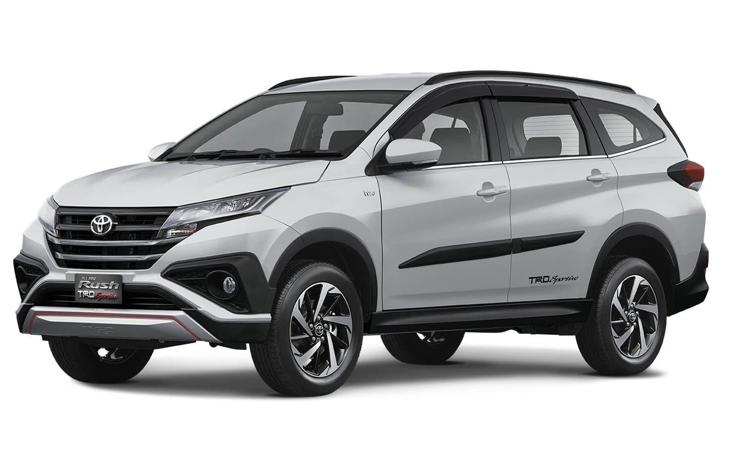 تويوتا راش الجديدة كروس أوفر عائلية مميزة من الحجم الصغير موقع ويلز Daihatsu Terios Daihatsu Toyota