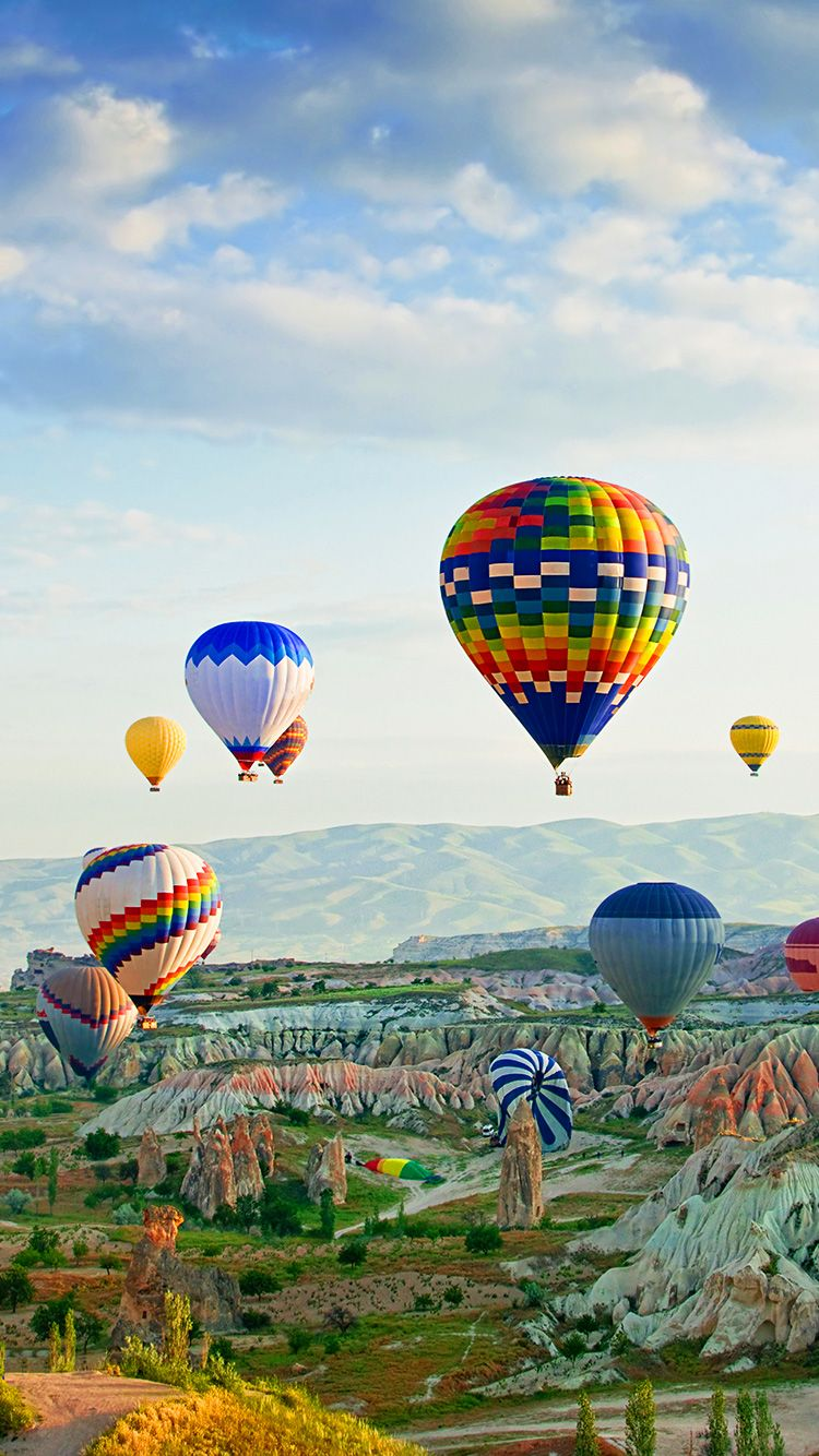 TAP AND GET THE FREE APP! Art Creative Sky Air Balloons
