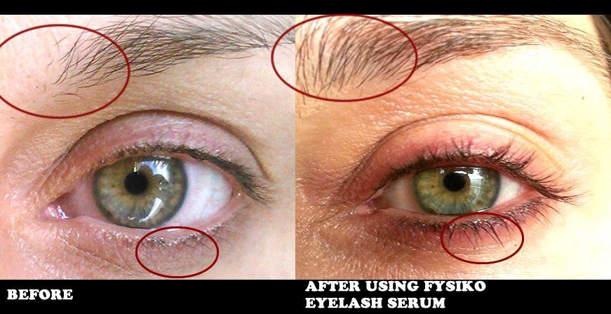 Grow Longer Eyelashes and Fuller Eyebrow Naturally | Eyebrows ...