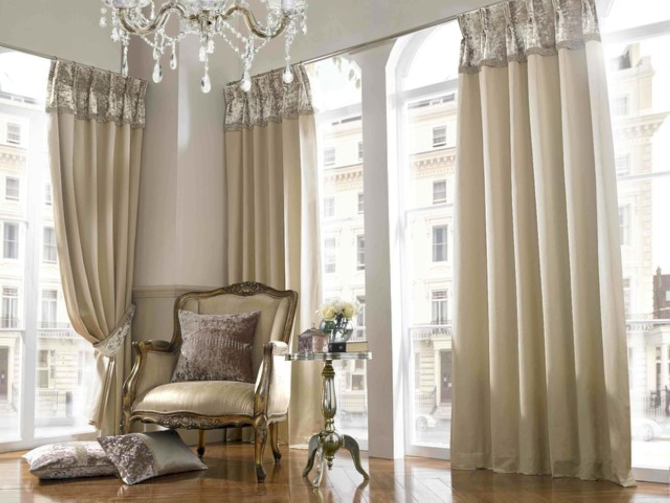 66+ Cool Luxury Curtains For Living Room With Modern Touch | Living ...