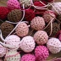 Photo of Crochet beads Instructions: Crochet beautiful beads yourself