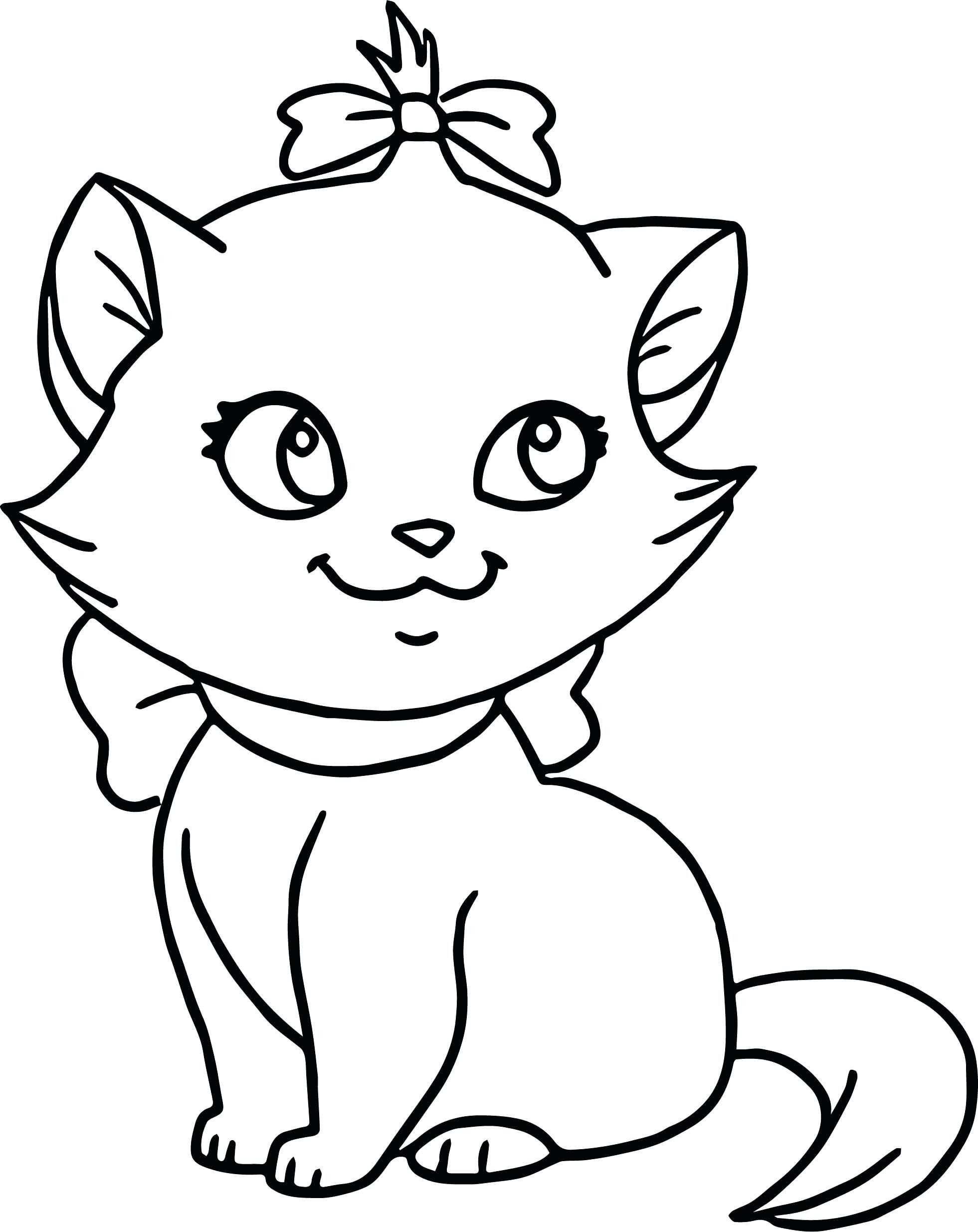 Black Cat Coloring Pages Funny Cat Coloring Pages Mastengcarfo In 2020 Kitten Coloring Book Cat Coloring Page Cat Coloring Book