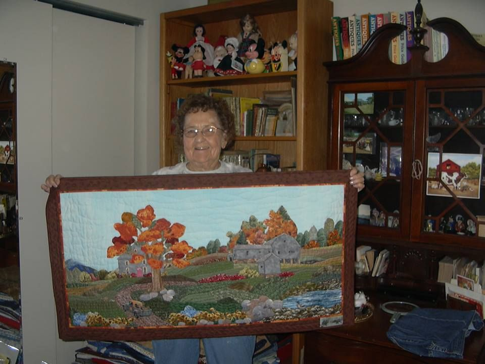 Incredible Quilts - Imgur