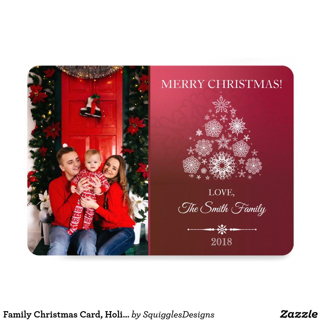 Family Christmas Card Holiday Photo Greeting Card Family Christmas Card Photos Holiday Photo Greeting Cards Family Christmas Cards