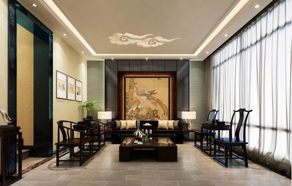 20 Chinese Home Decoration In The Living Room Home Design Lover