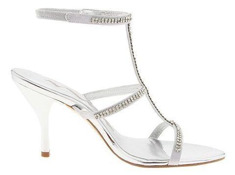 rodillo agricultores Lima  Sandalias de novia con cristales de swarovski. | Zapatos de novia, Fotos de  zapatos, Zapatos