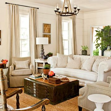 Styled Chaos: Southern Living