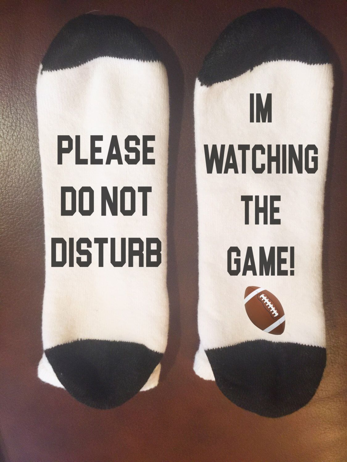 b05ad4487c94 If you can read i'm watching the game socks | Please Do Not Disturb | If  you can read this socks | f | silhouette | Funny socks, Kids socks, Sport  socks