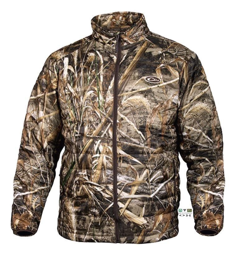 e2572c8d76bb6 DRAKE Waterfowl Systems MST Synthetic Down Realtree Max-5 Full Zip Jacket  DW1051 #realtree #full #jacket #down #synthetic #waterfowl #systems #drake
