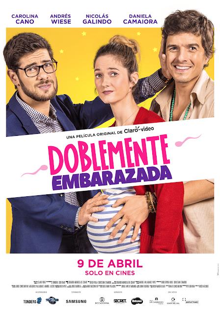 Mira El Trailer Y Afiche Oficial De Doblemente Embarazada Prueba De Paternidad Solo En Cines Relacion De Pareja
