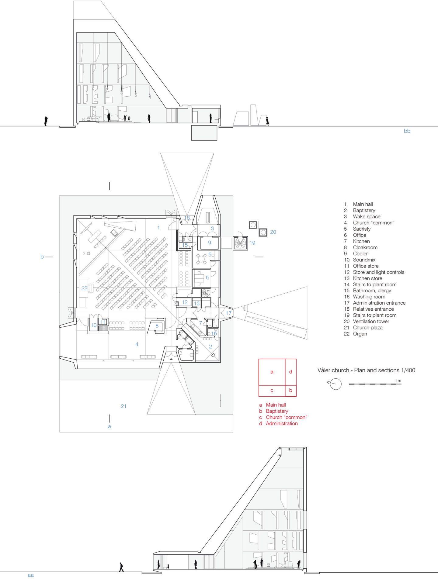 Espen Surnevik Arkitekturfotograf Rasmus Norlander  Vler Church