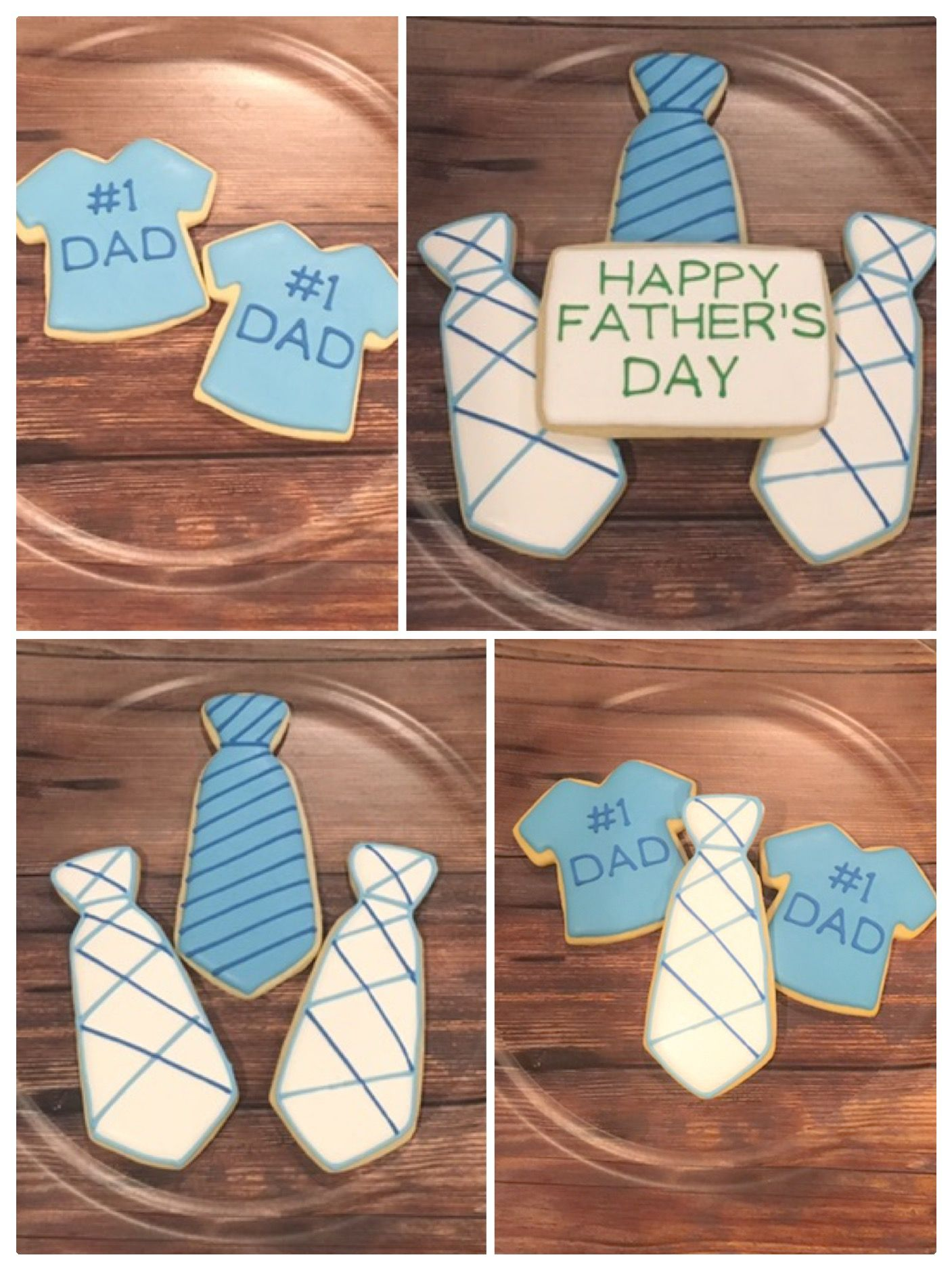 Fathers day cookies neckties 1 dad cookies fathers day