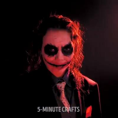Hallowen Custome * Hacks Halloween for you