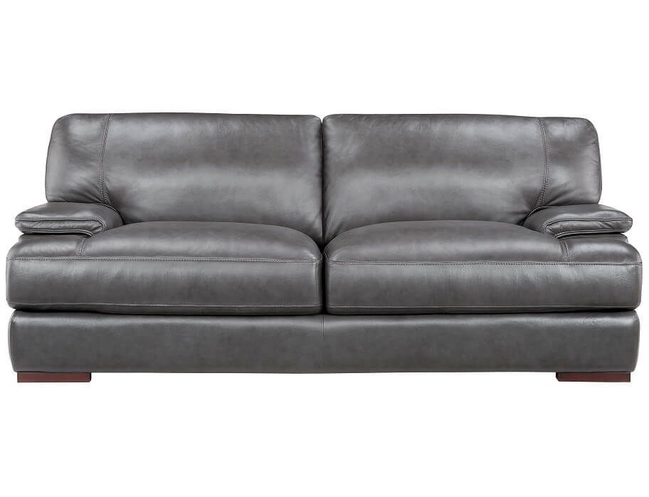 Pleasant Slumberland Parma Collection Gray Sofa My Style Gray Pabps2019 Chair Design Images Pabps2019Com