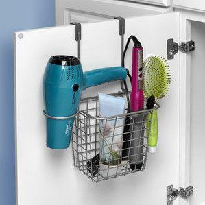 Over-Door Cabinet Basket