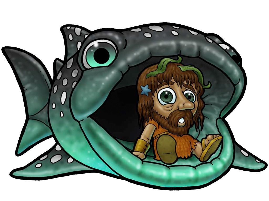 lots of free bible clipart even includes jonah and the great fish rh pinterest co uk jonah clipart jonah praying clipart