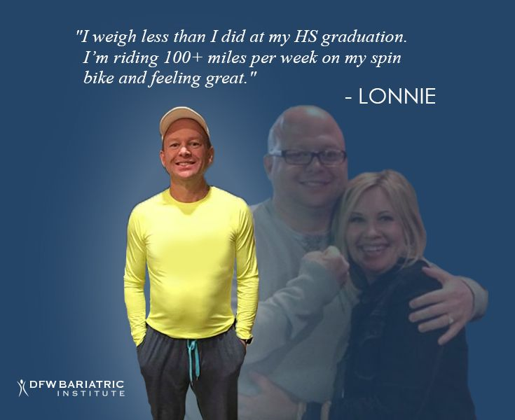 Lonnie Was Able To Transform His Life After Having Weight Loss