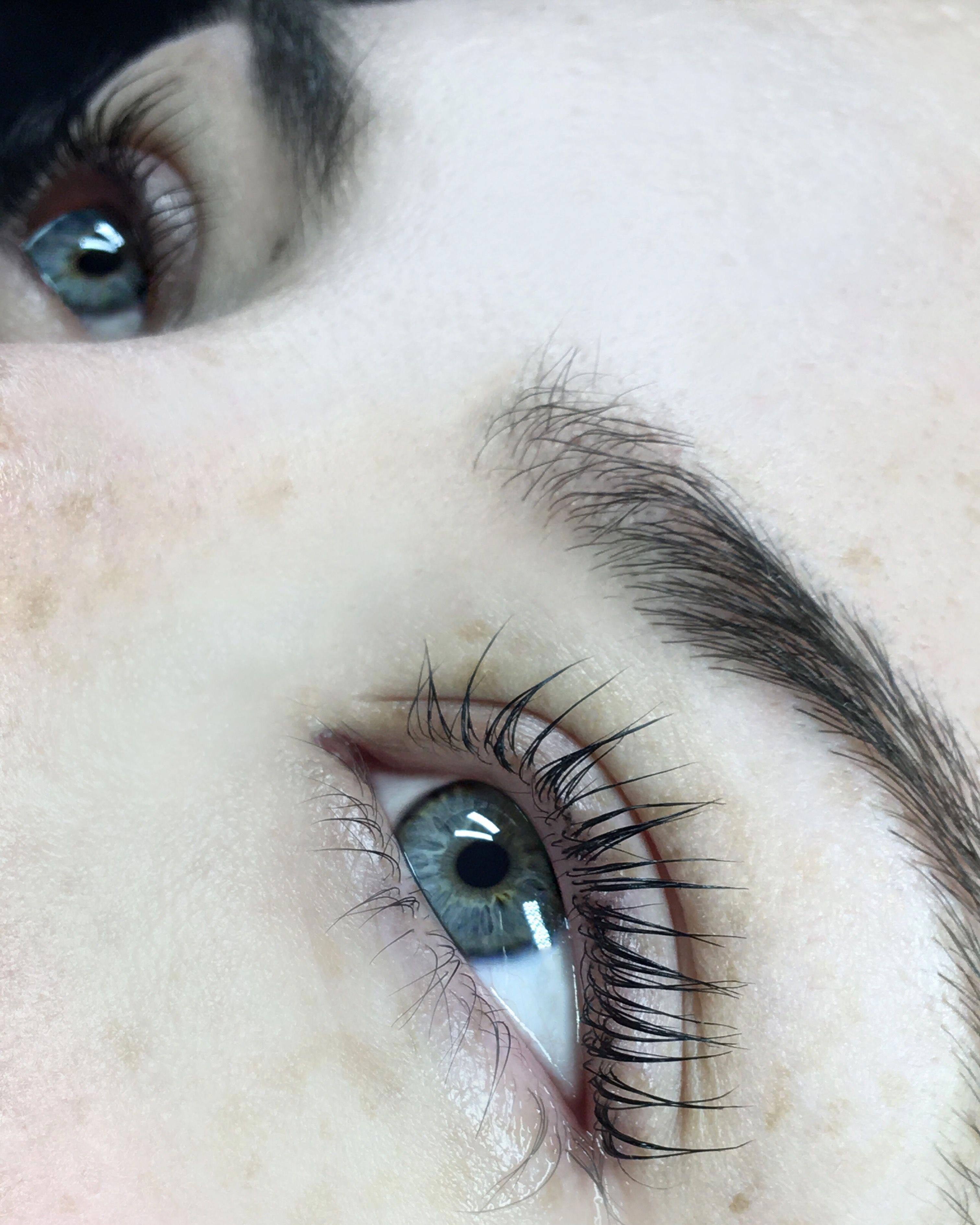 Jbrand beauty lash lift tint lash lift eyelash perm