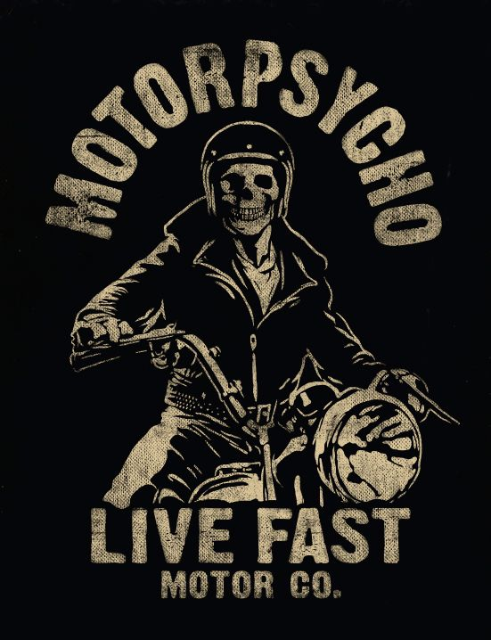 Live Fast Motor Co U S A Art Design For T Shirt And