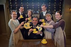 downton abbey tea sets - Google Search