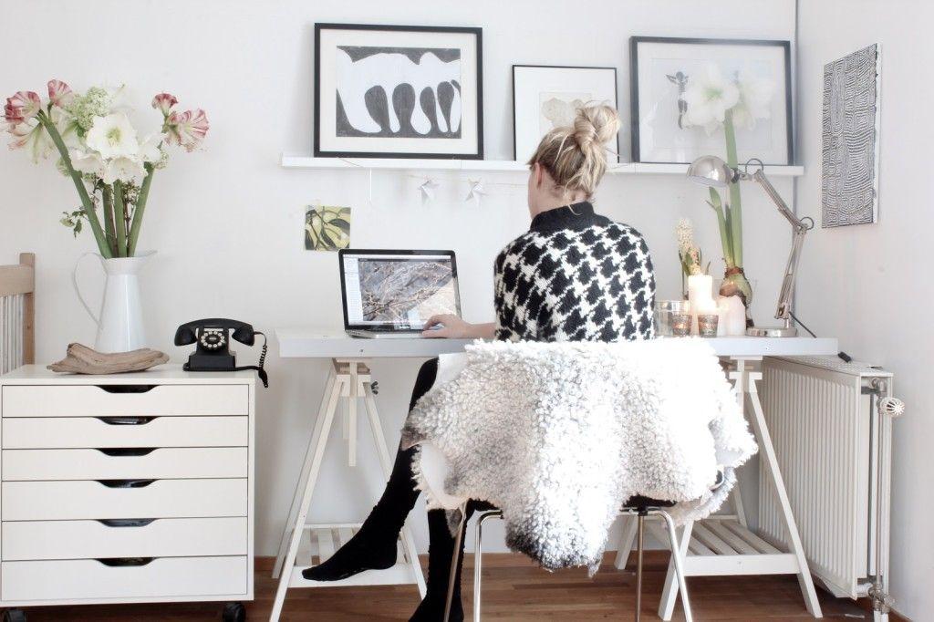 Se organizando para trabalhar em home office