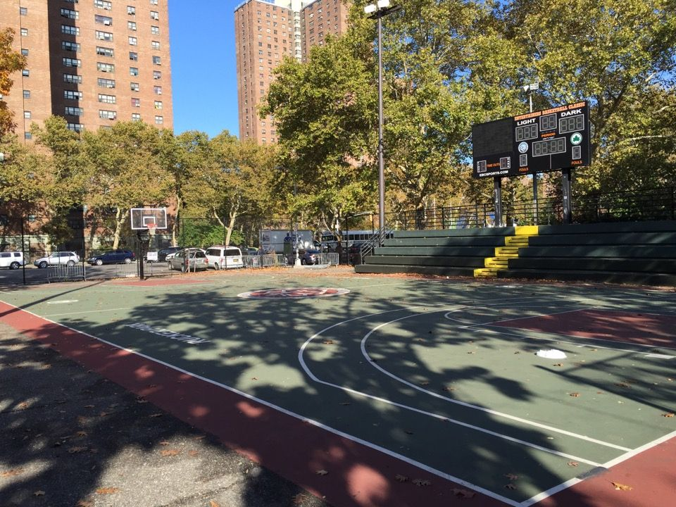 49a189a1526 Arguably the most famous and perhaps having the most accomplished alumni, Rucker  Park is a