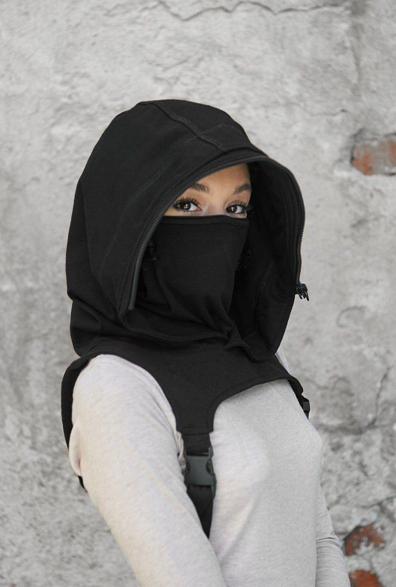 Face Shield, Full Face Mask, Hood Face Shield, Fac