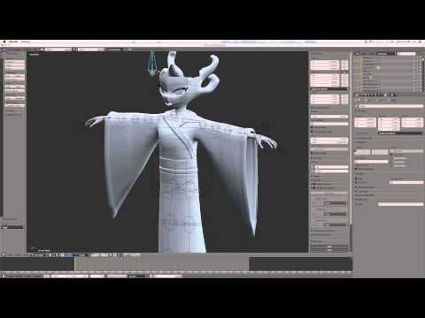 Blender Tutorial Rigging Adding Helper Bones Blender Tutorial Blender Blender 3d
