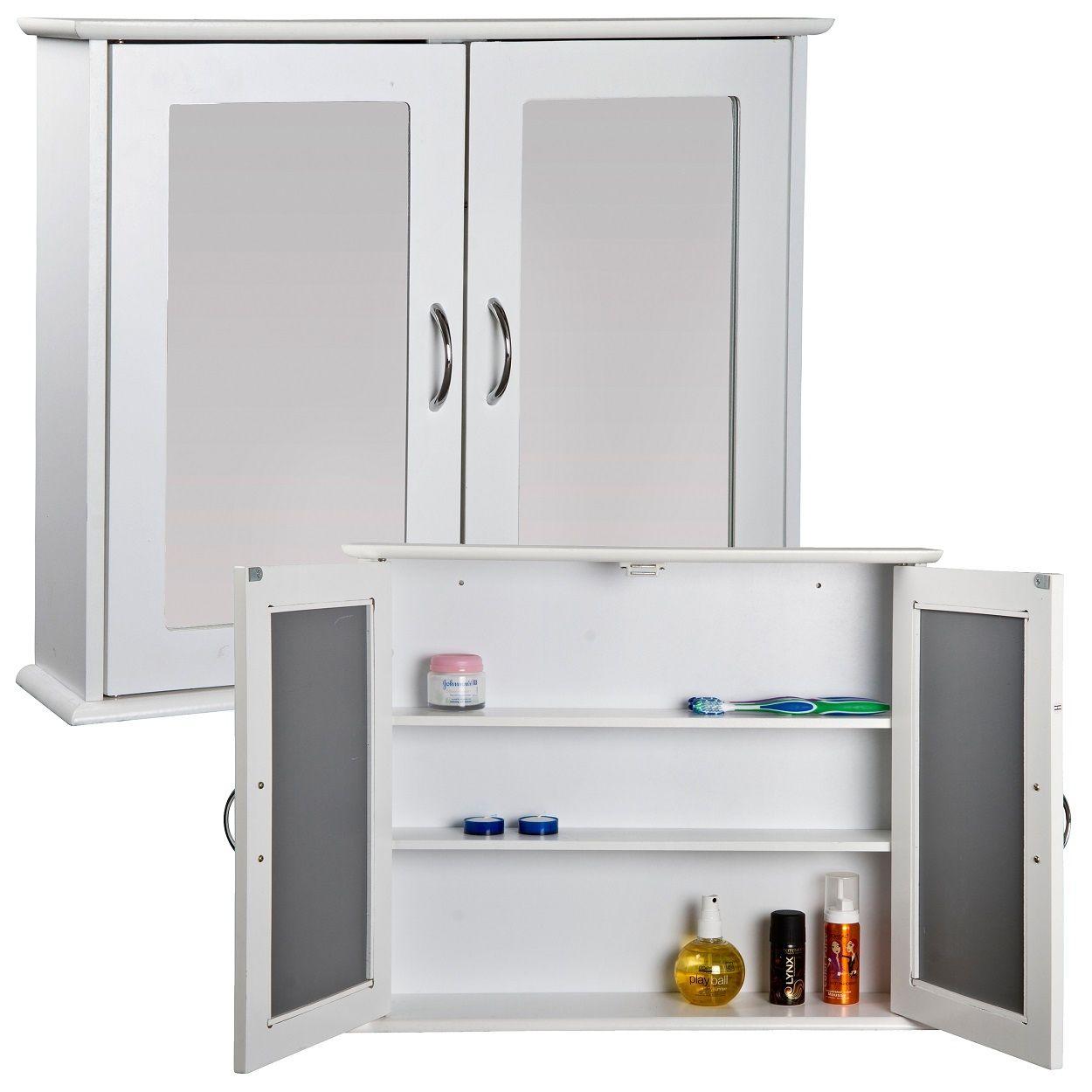Bathroom storage mirrored cabinet | Decorating | Pinterest ...