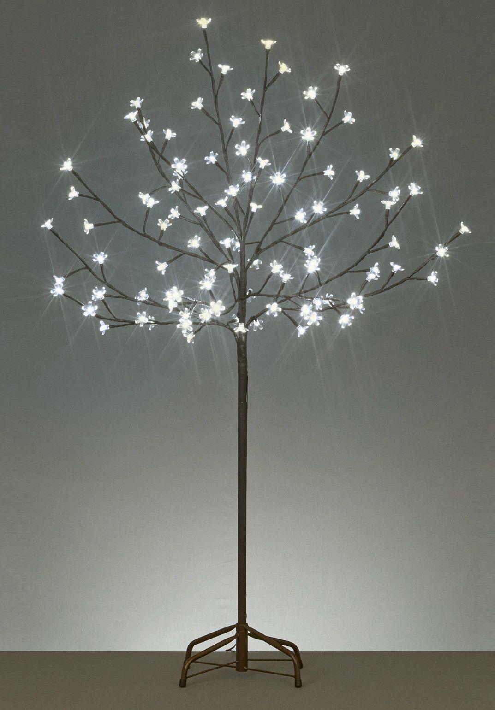 Led Lighted Cherry Blossom Flower Tree Cherry Blossom Flowers Flowering Trees Tree Garden Decor