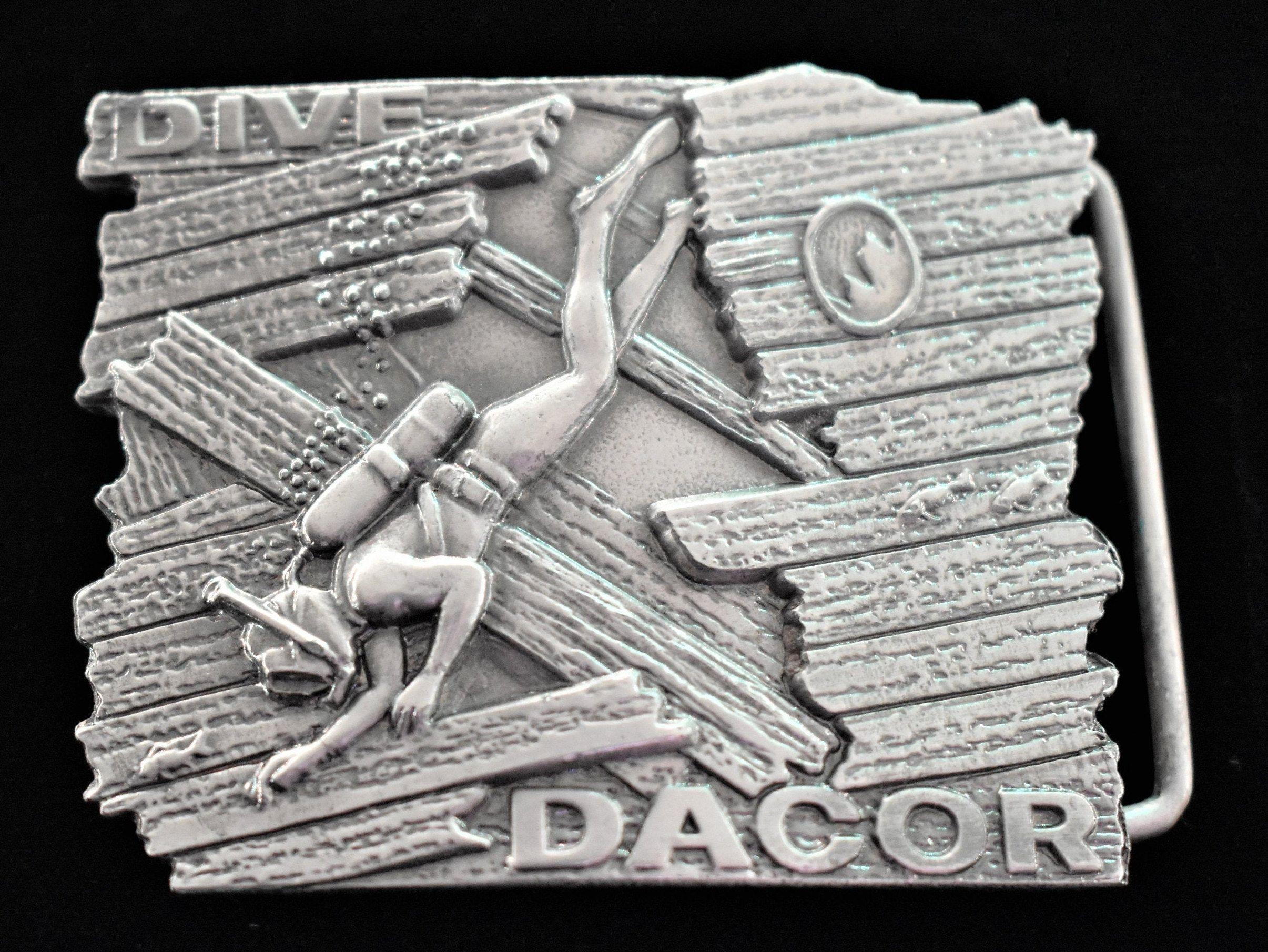 Dacor Diving Gear Equipment Scuba Diver Vintage Belt Buckle Etsy Vintage Belt Buckles Belt Buckles Diving Gear