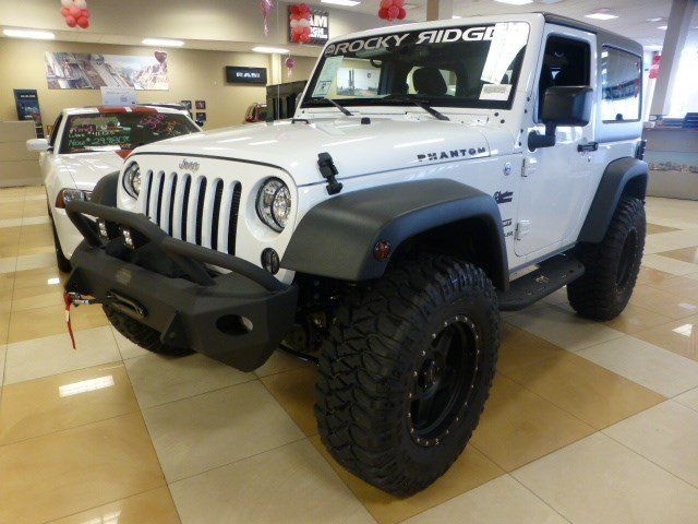 New 2015 Jeep Wrangler Rocky Ridge Phantom For Sale In Jericho