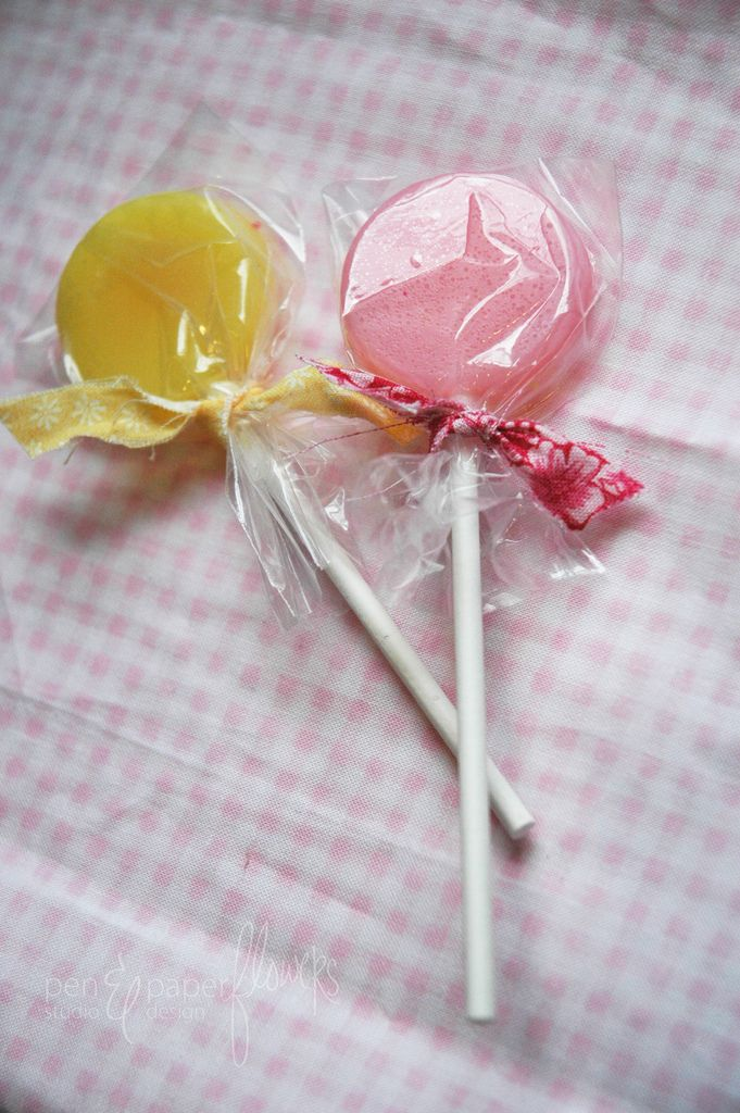 homemade lollipops tutorial  Why do I love candy so much