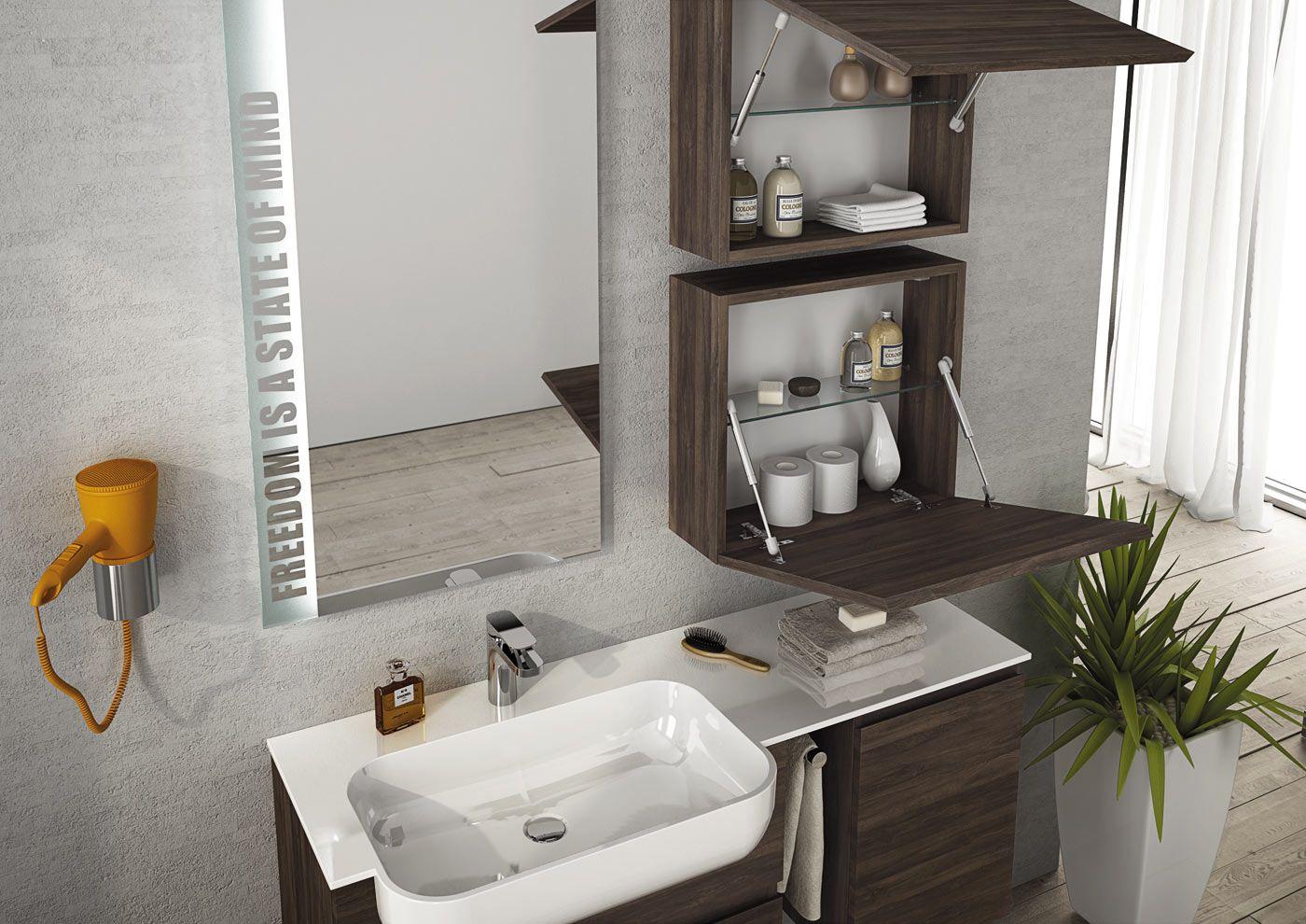 Sottolavello Bagno ~ Arredo mobile bagno street arbi arredobagno mobili arredo