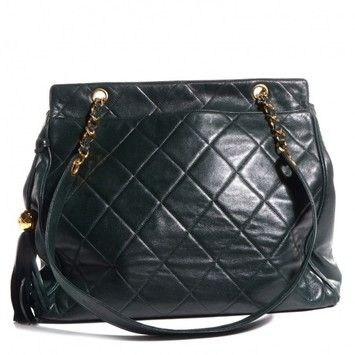485a3ad16872 Chanel Lambskin Shoulder Bag. Get one of the hottest styles of the ...