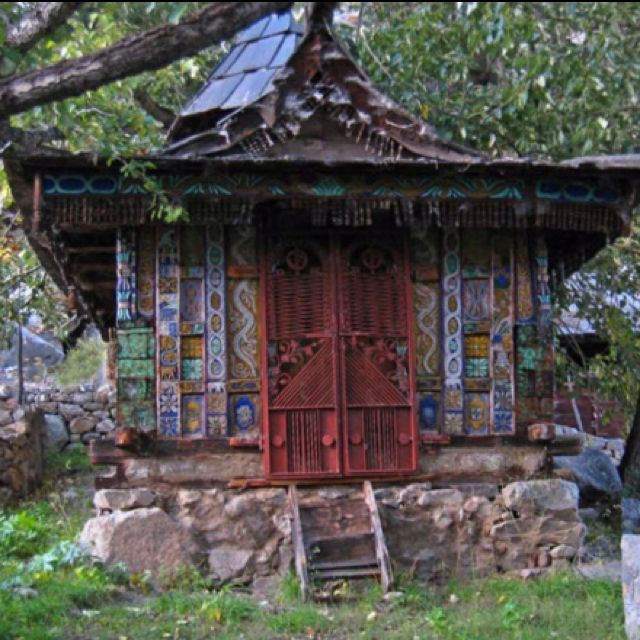 Amongst The Trees African House