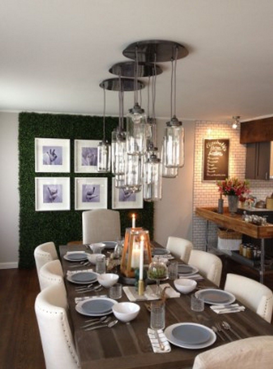 7 Cozy Dining Room Decorating Ideas Decortheraphy Com Di 2020