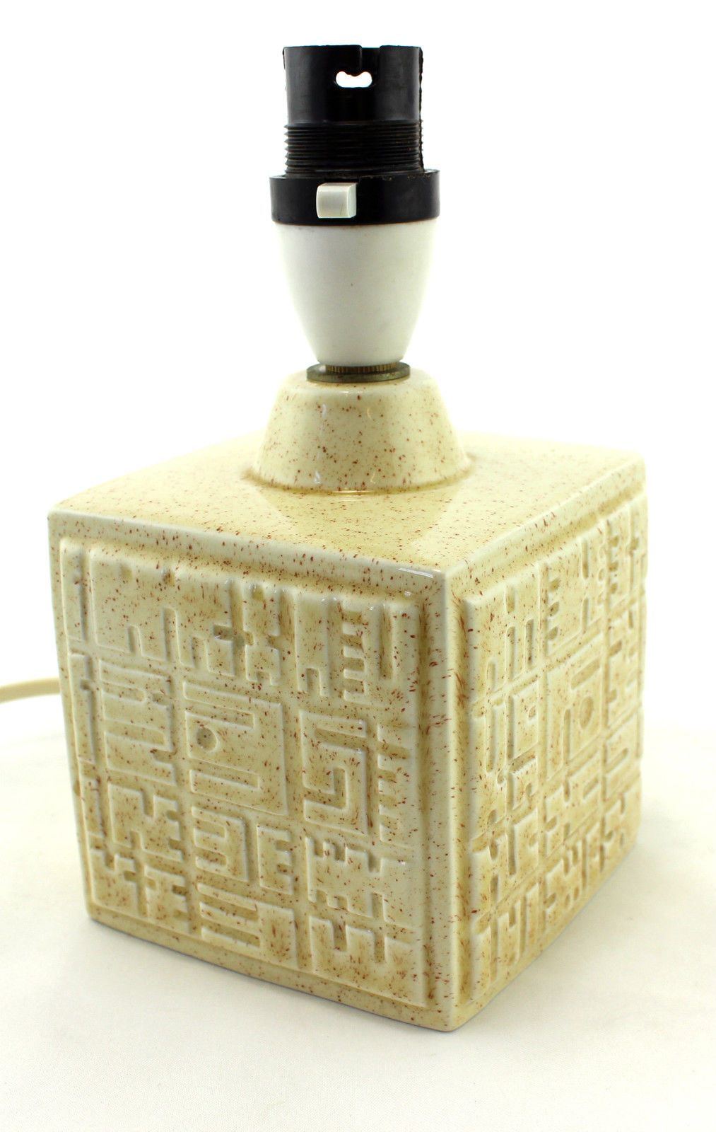 A 1960s robert jefferson poole pottery helios lamp english a 1960s robert jefferson poole pottery helios lamp english design mozeypictures Images