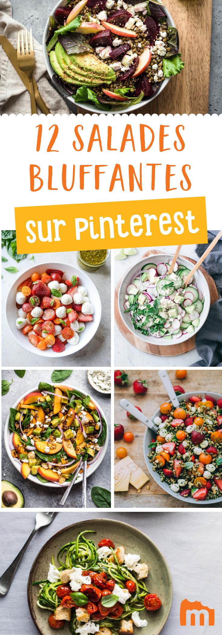 Découvrez la sélection Marmiton de toutes les plus belles salades ...