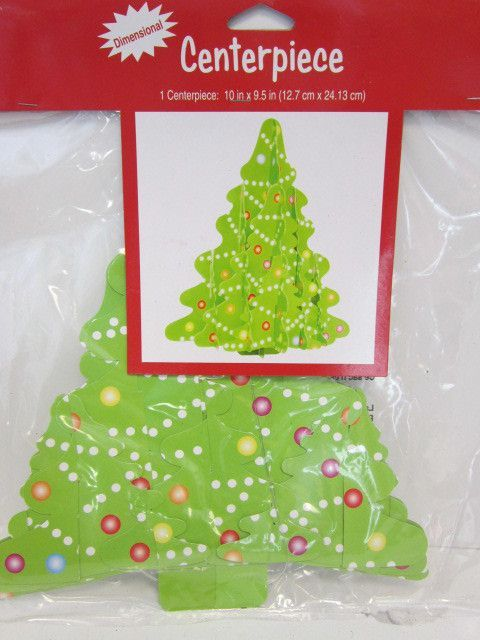 christmas tree centerpiece Case of 24