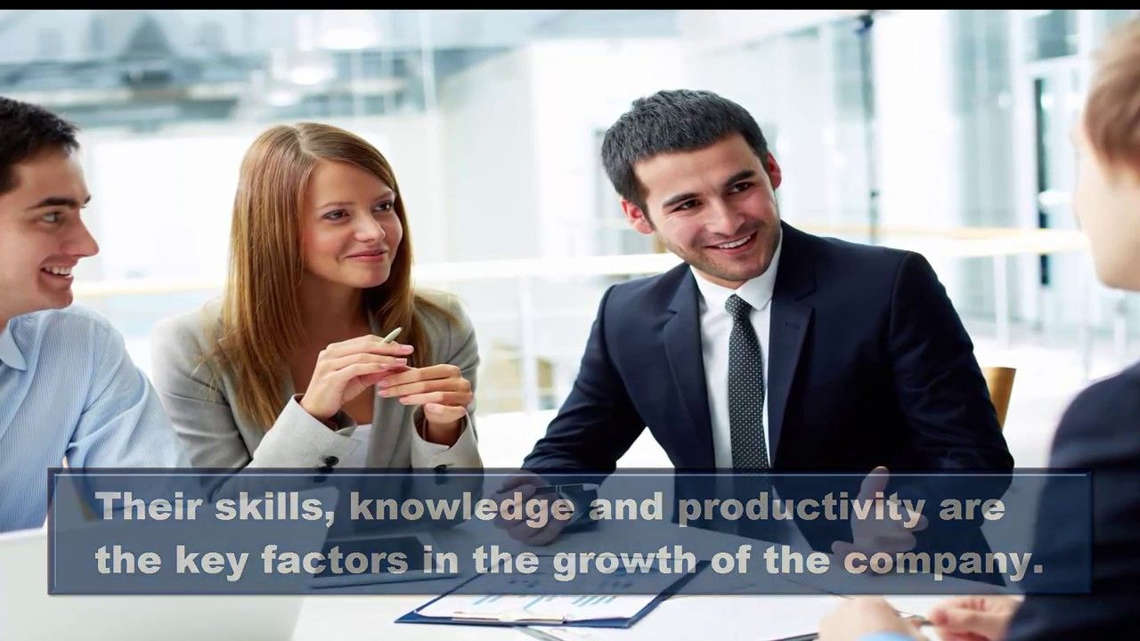 By selecting the best among employment background check