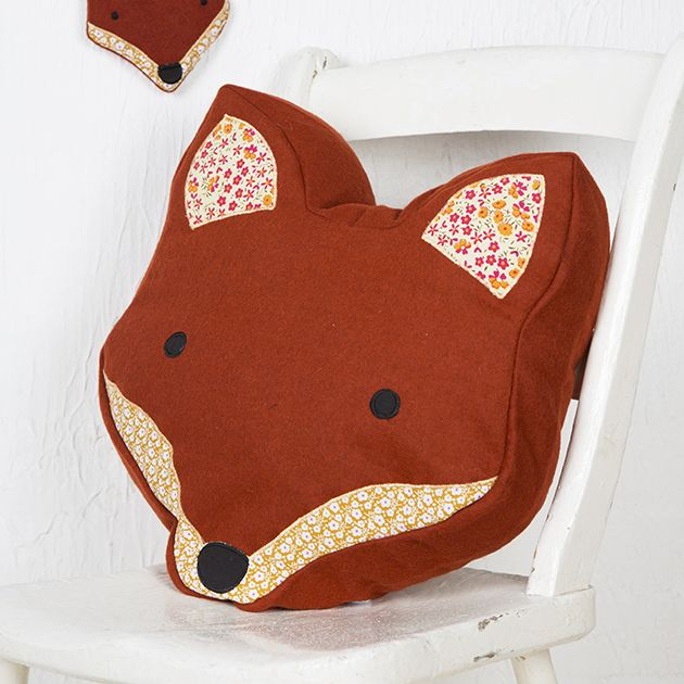 Charming Paddy The Fox Cushion | Woodland Creatures | Sass U0026 Belle Great Ideas