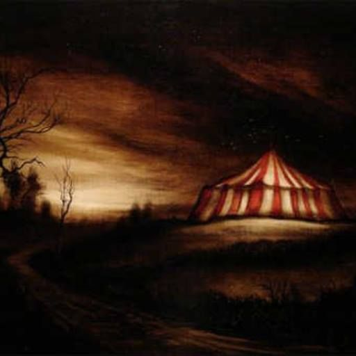 circus tent at night & circus tent at night | Woyzeck | Pinterest | Dark circus ...