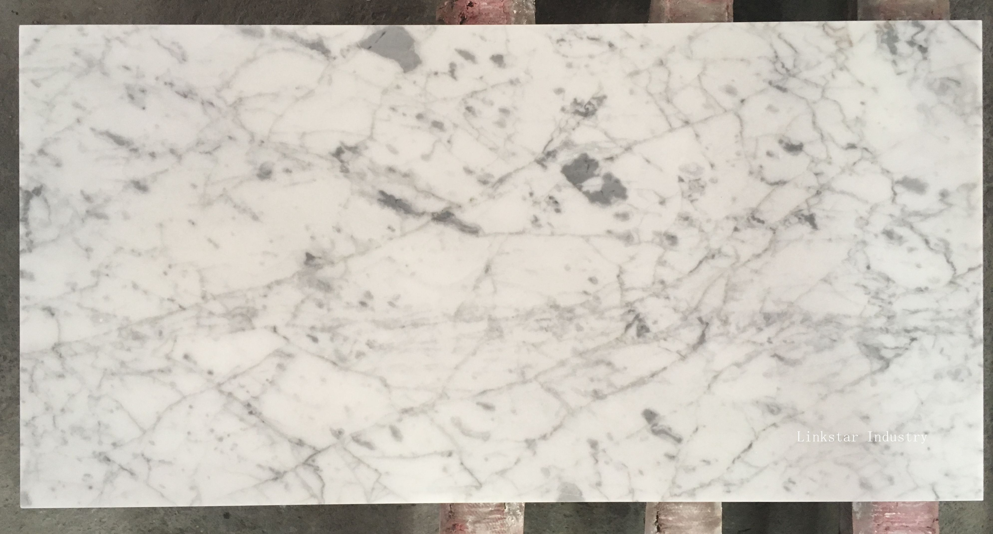 Carrara White Marble Tile 24 12 Honed White Stone
