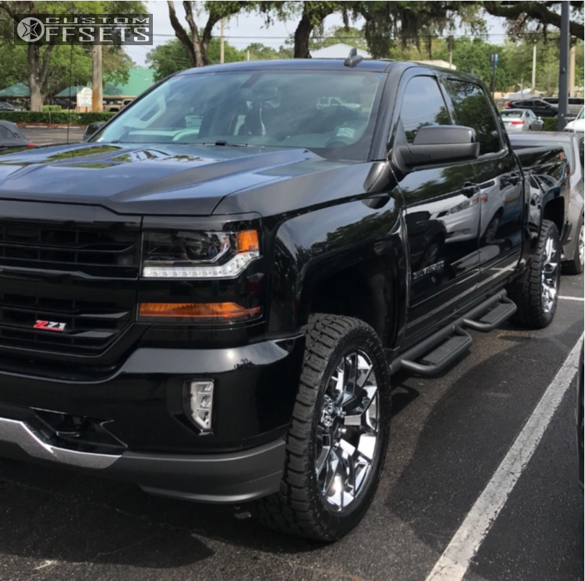 Extreme Performance On Instagram Little Trail Boss Tuesday 2019 Chevy 1500 Trail Boss 4x4 We Recently Did A 4 Fabtech Chevy 1500 Chevy Chevrolet Silverado
