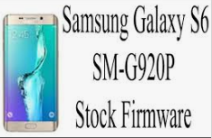 Galaxy S6 SM-G920P flash file (stock firmware) which comes