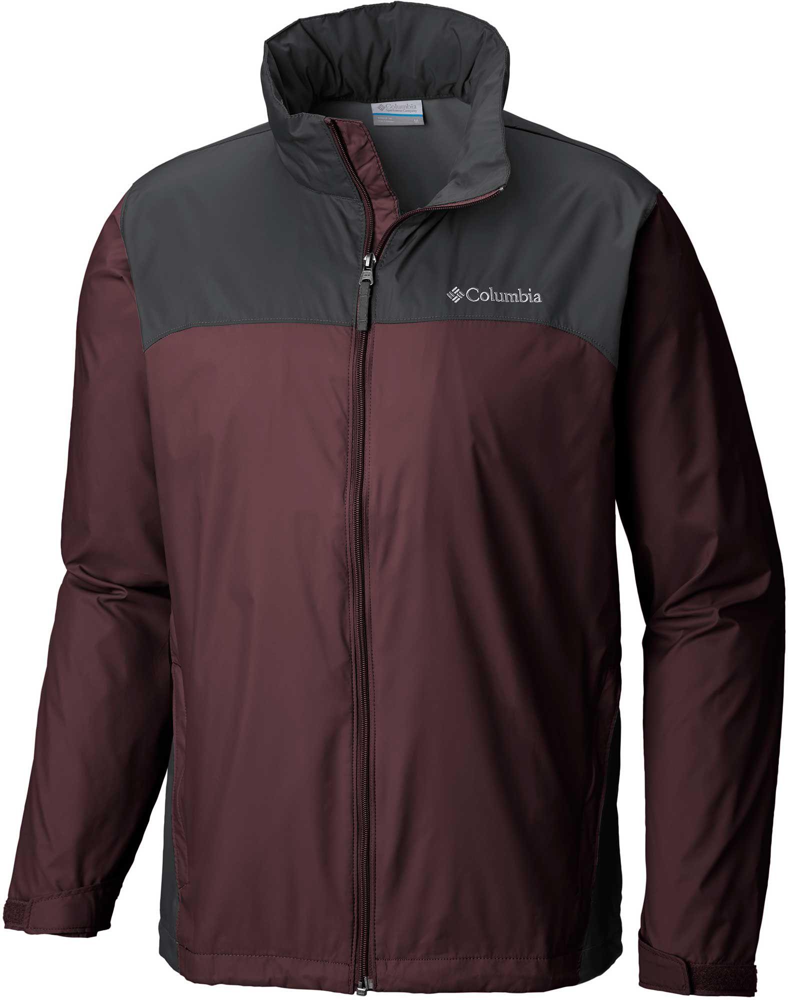 Columbia Men's Glennaker Lakes Rain Jacket Mens rain