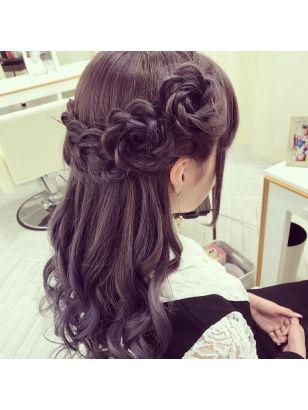 2019年春 ヘアセットの髪型 ヘアアレンジ 人気順 2ページ目